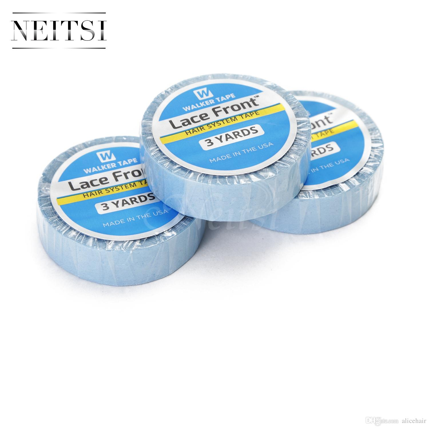 Neitsi 127cm Blue Lace Front Support Tapeglue Super Glue Tape For
