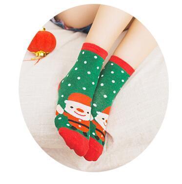 Christmas socks Christmas gifts 2018 wholesale sports socks boys and girls cute christmas stockings for kids high quality DHL