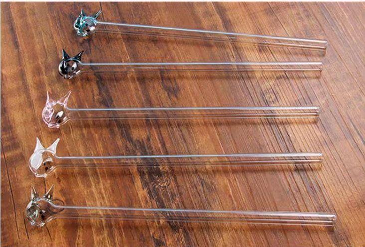 Цветная рыбка, Оптовая торговля Стеклянные бонги Нефтяная горелка Стеклянные трубки Водопроводные трубы Стеклянная трубка Нефтяные вышки Для курящих Бесплатно Покупки