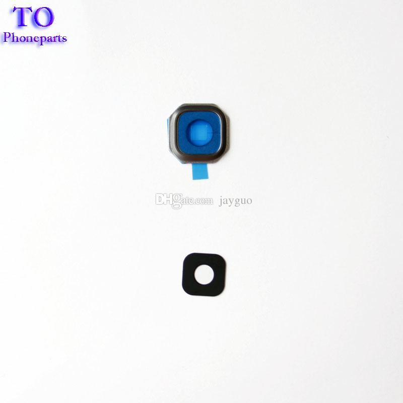 Camera Lens Frame Holder Cover for Samsung Galaxy A3 A310 A5 A510 A7 2016 A710 Rear Camera real Glass Lens Cover