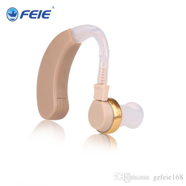 2019 новый дизайн скрытых слуховых аппаратов за ухом Прослушивающее устройство Clear Sound с длительным временем автономной работы Регулятор громкости прямая поставка S-138