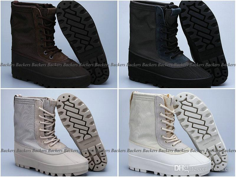 63678e598ed04 Adidas Yeezy Boosts 950 Boost Kanye West Yeezys Shoes 950 High Boosts Duck  Boot Peyote Moon Rock Womens Mens Sneaker Moonrock Running Shoes Trail Shoes  ...