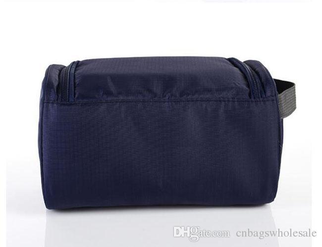 Les hommes et les femmes de camouflage organisateur de sac étanche sac de rangement suspendu maquillage cosmétique de voyage avec fourre-tout de côté 3 modèles