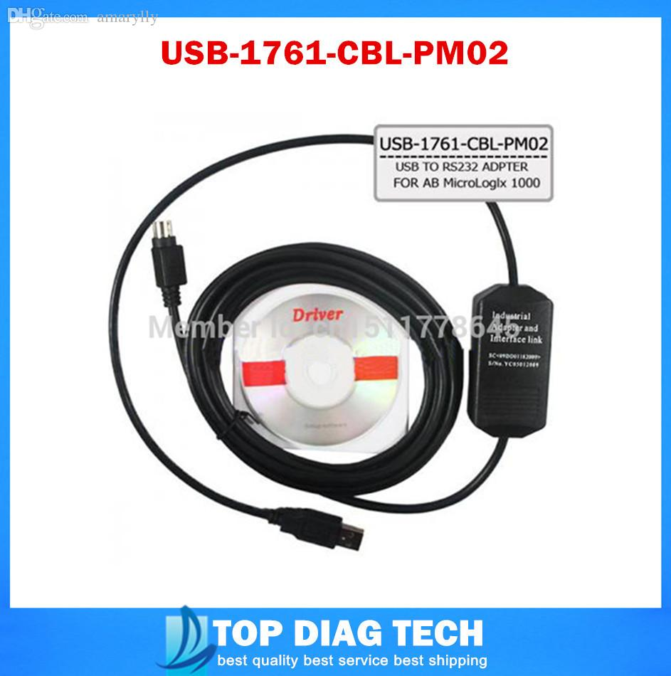 Wholesale-USB-1761-CBL-PM02 for A-B MicroLogix 1000 Series ...