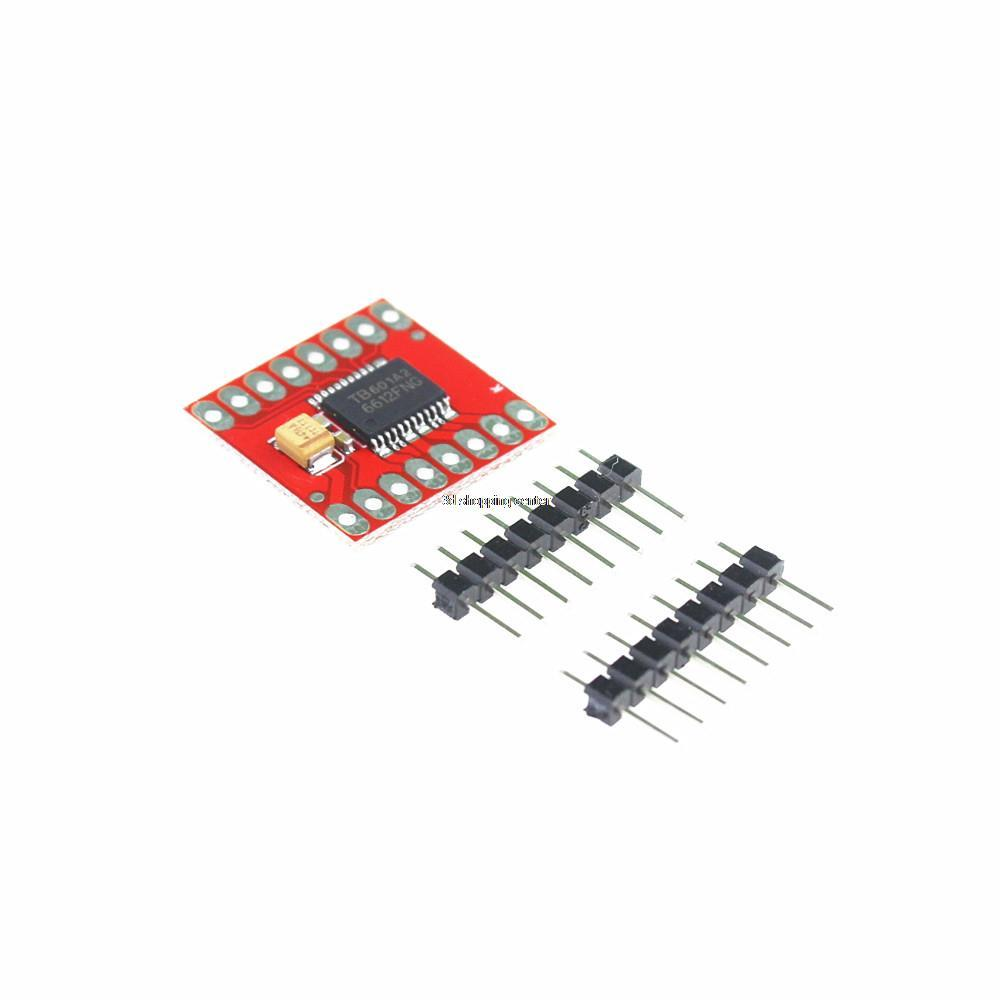 Dual Motor Driver 1a Tb6612fng For Arduino Microcontroller Smart Electronic Components Integrated Circuitsicsicchina Mainland Electronics High Quality Shipping Sta China Lots Supplier Cheap Sailboat