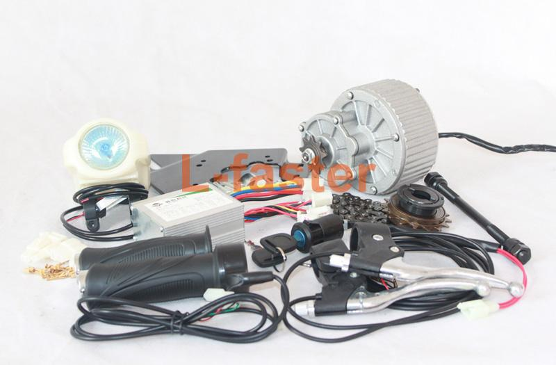 24V 250W / 24V 36V 450W ELECTRIC BICYCLE CONVERSION KIT ELECTRIC SCOOTER  BIKE GNGEBIKE KIT ELECTRIC MOTOR MY1018 ( SIDE-MOUNTED ) DIY EBIKE