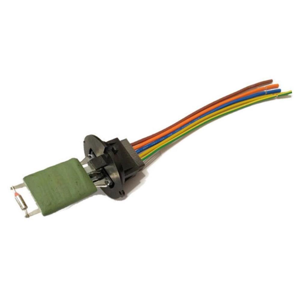 Blower Motor Resistor Wiring Schematic Diagram Fiat Punto Heater 2018 Fan Loom For Peugeot 206 Connector