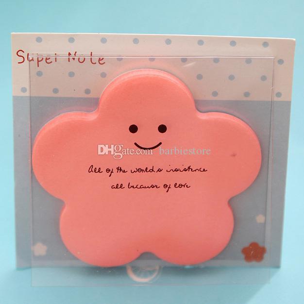 Adorable mémo amusant avec un bloc-notes pour marque-page pour coller un onglet Notes autocollantes pour coller