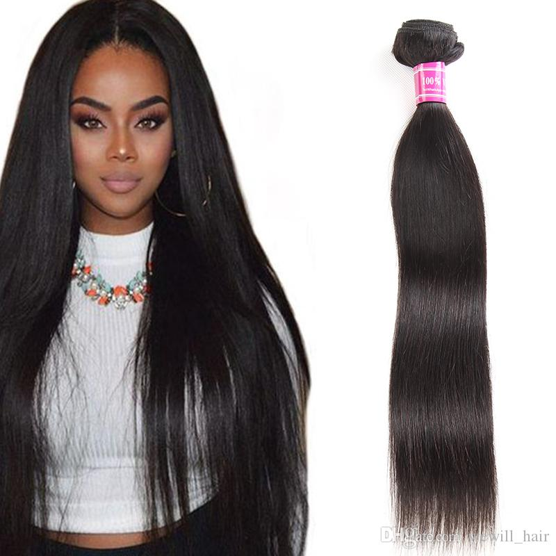 Cheap brazilian virgin hair straight human hair weave bundles cheap brazilian virgin hair straight human hair weave bundles unprocessed remy human hair extensions wefts 8 40 inch longest 32 34 36 38 inch cheap hair pmusecretfo Image collections