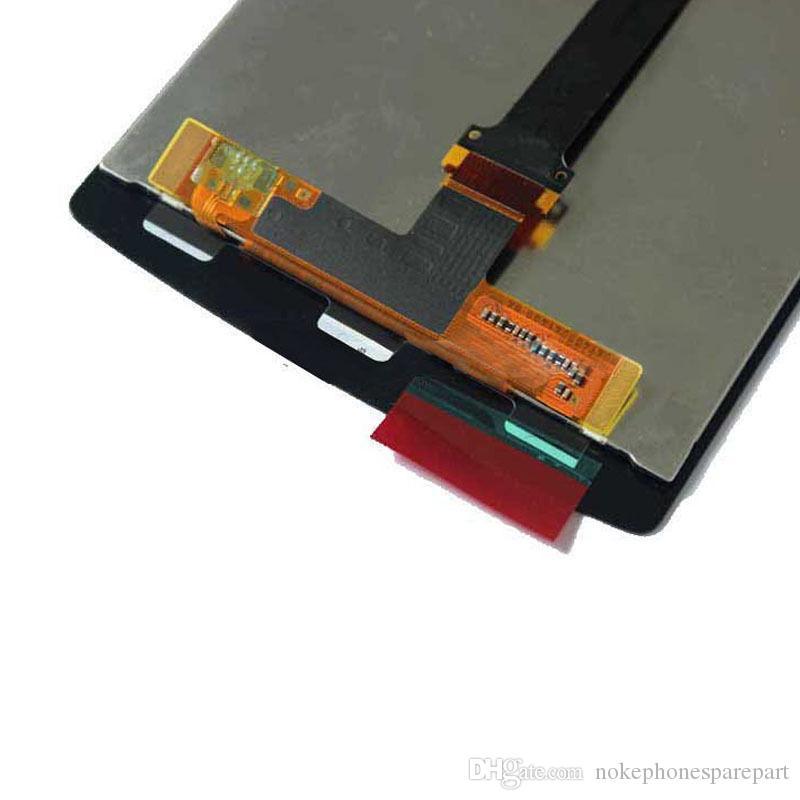 Pantalla táctil LCD de pantalla digitalizador W / Capítulo Para OnePlus Asamblea Uno + 1 A0001