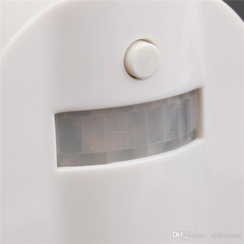8 Farbe Menschlichen Bewegung Aktiviert LED Sensor Wc Nachtlicht Schüssel Bad Lampe batteriebetriebene LED Wc Nachtlicht