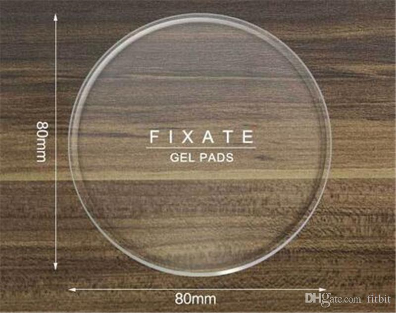 Fixate Gel Pad Strong Stick Glue Wall Car Sticker Super Powerful Portable Convenient Gel Pads Mobile Phone Holder