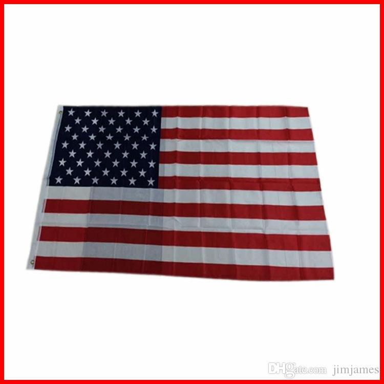 Оптовая Джамбо 90 * 150 см печатных американский Конфедерации полиэстер флаг 3x5 флаг США флаг США флаг США Бесплатная доставка