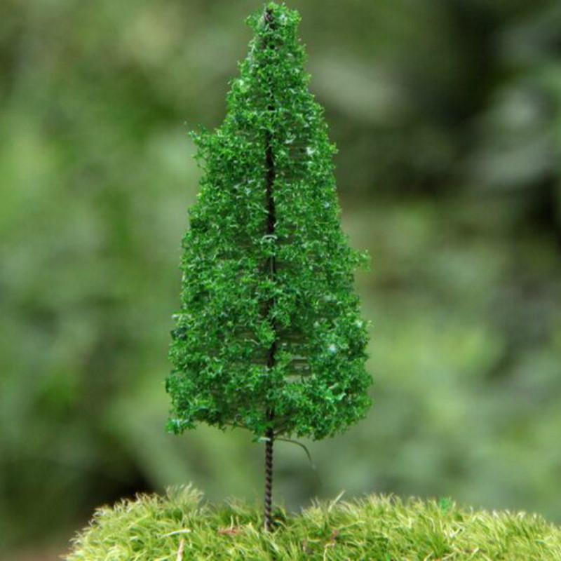 2017 / Artificial Pine Tree/Miniatures/Pink/Cute Plants/Fairy Garden  Gnome/Moss Terrarium Decor/Crafts/Bonsai/Bottle Garden/P006 From  Gardenfairy, ...