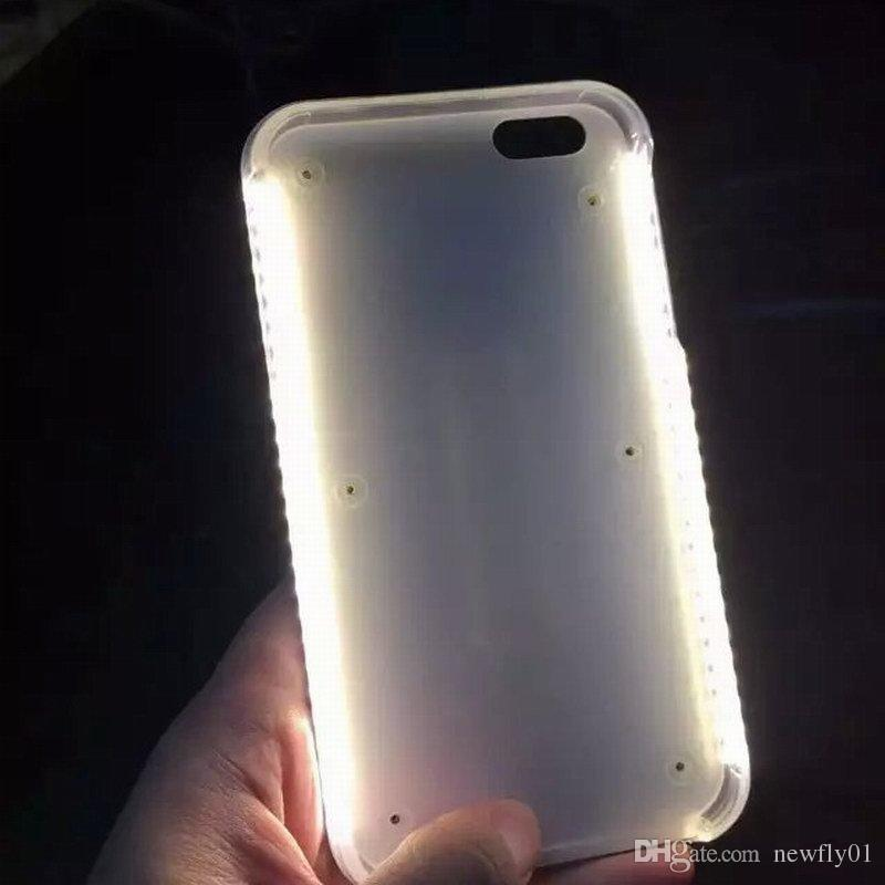 Led Light Up Phone Case Iphone