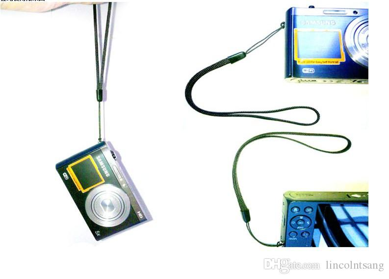 Venda al por mayor el acollador de la correa de la correa / para el teléfono de IPOD ID Mp3 correas clave del teléfono móvil de la cámara de la impulsión del USB