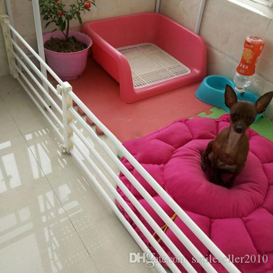 2017 Playpen For Dogs Pets Indoor Retractable Pet Isolating Gate ...