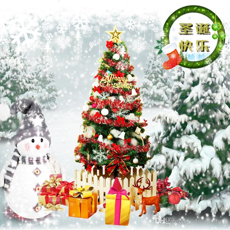 Christmas Decorations/ 1.5 Meters Christmas Tree Set/ 150cm Luxury ...