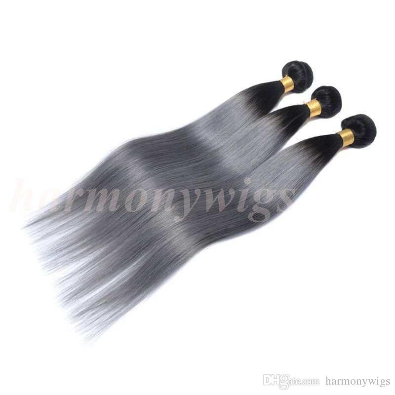Virgin Brazilian Hair Weaves Ombre Human Hair Bundles Wefts Peruvian Malaysian Indian Mongolian Cambodian Bulk Weaving Hair Extensions