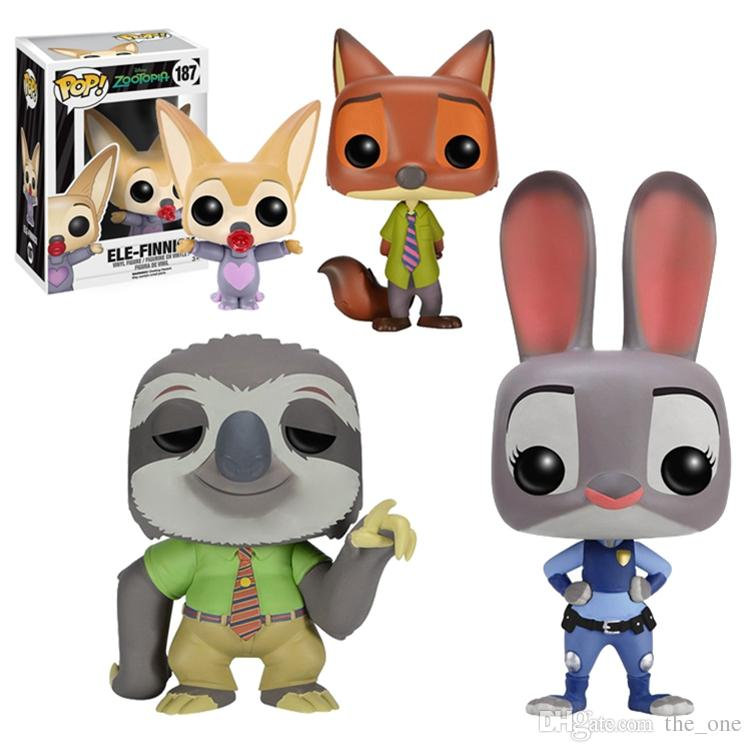 Shop Anime Manga Online Prettybaby 5 Style Zootopia Action