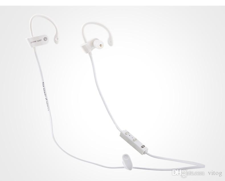 Yeni MS-B7 Bluetooth Kulaklık kulaklık Stereo Spor Çalışan Telefon için Mikrofon ile Kablosuz Kulaklık iphone 7 7 artı