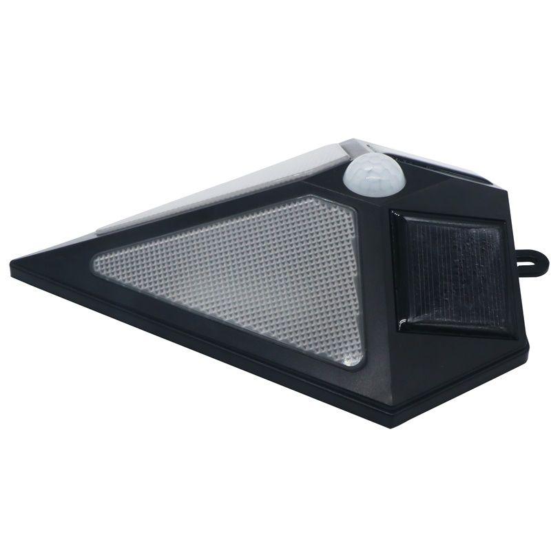 Lampade a LED PIR Motion Sensor 6 LED Solar Power Outdoor Luce Impermeabile Wireless Security Garden Lampada da parete solare