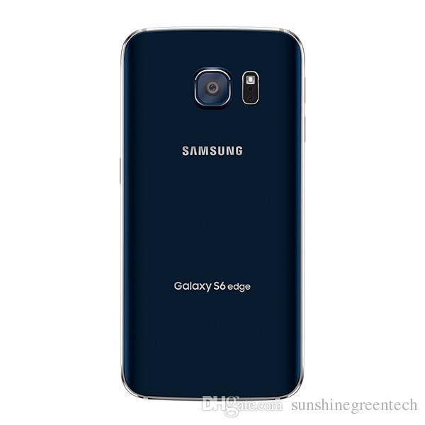 هواتف Samsung Galaxy S6 Edge G925F G925A G925T هواتف أندرويد أصلية هاتف 4G LTE 16.0MP