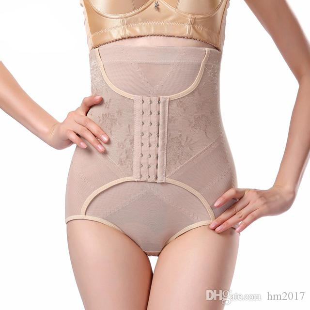 b7f50abdaf082 2019 Control Pants Modeling Strap Corset Waist Trainer Women Panties ...