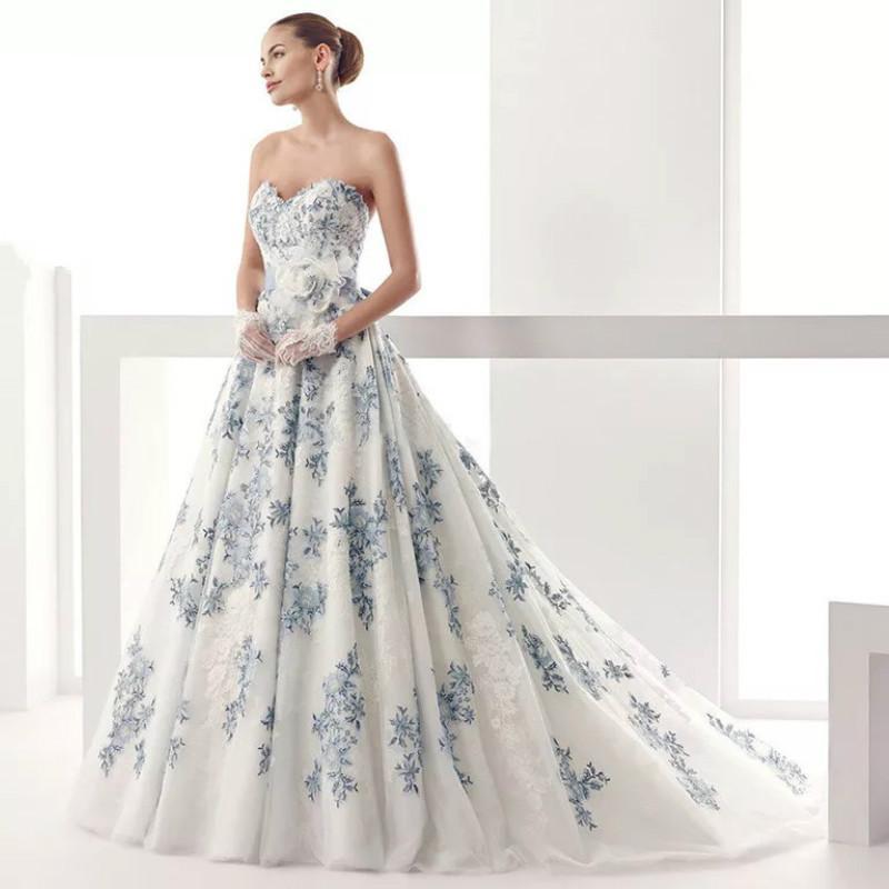 Cheap Wedding Dresses Lulu: Discount Vintage A Line Floor Length China Appliques