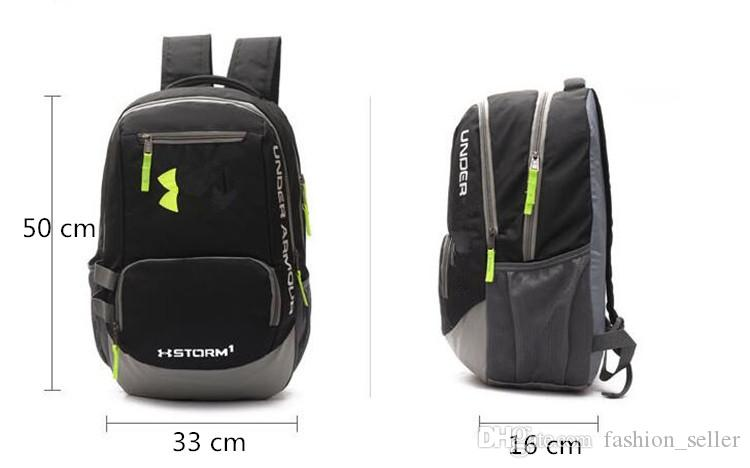 Teenager School Bag Men & Women's Backpack Casual Hiking Camping Backpacks Waterproof Travel Outdoor Bags Multi Pockets Fast Shipping