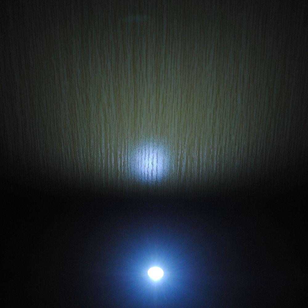 20MM Round LED Floor Light Encastré Dans Le Sol Souterrain Lampes Darden Light Lampes De Pont Escaliers Marches Lumière Light DC12V 6 Lumière + LED Driver