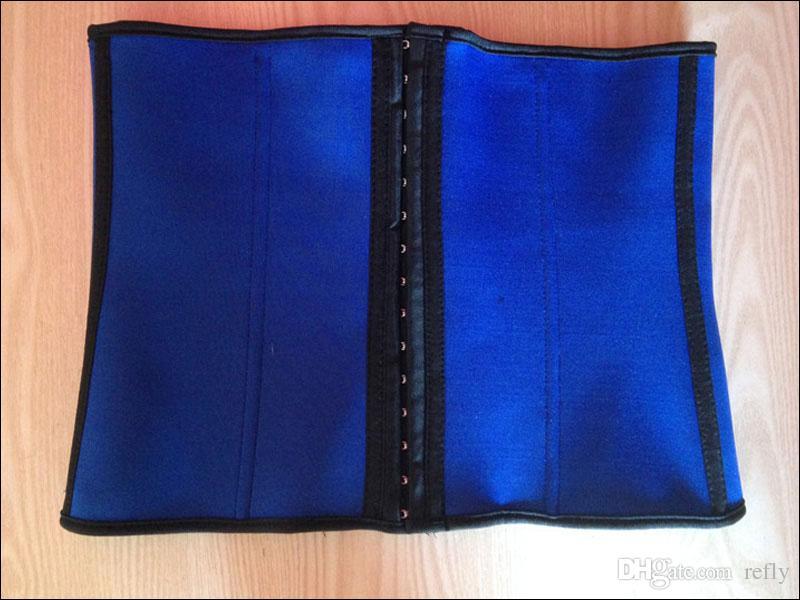 Espartilho Shapewear Mulheres Shapewear Desossada Aço Trainer Cintura Esporte Cinchers Cintura Underbust Cintura Formadores Espartilho Cinto S-3XL