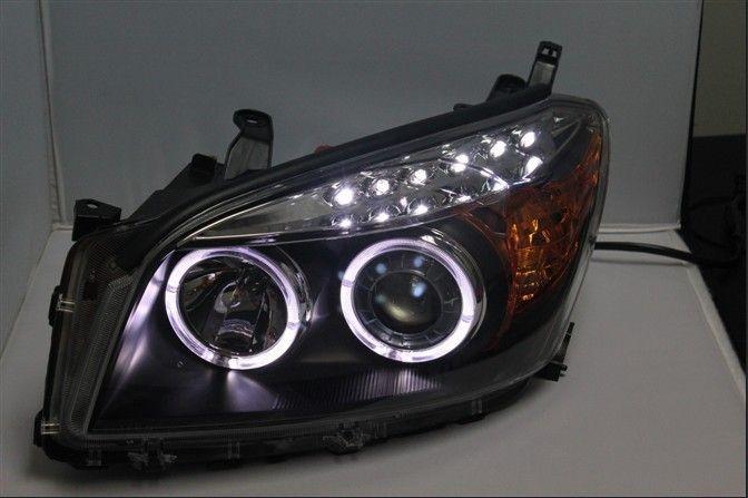 Longding Toyota Rav4 Headlight Assembly Rav4 Angel Eye