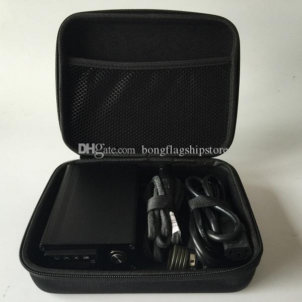DHL free E Digital Nail Kit with 110V 220V 100W Kavlar Coil 10mm 16mm 20mm with PID Temperature Control Box Mod Vaporizer Kit