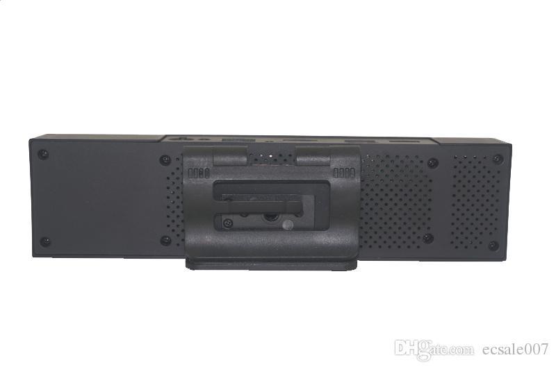 HD3S Tv Kutusu Amlogic S905X Dört Çekirdekli TV Kutusu 1 GB 8 GB Android 6.0 HDMI Akıllı TV Kutusu HD Kamera Dahili mikrofon ve hoparlör ses DSP