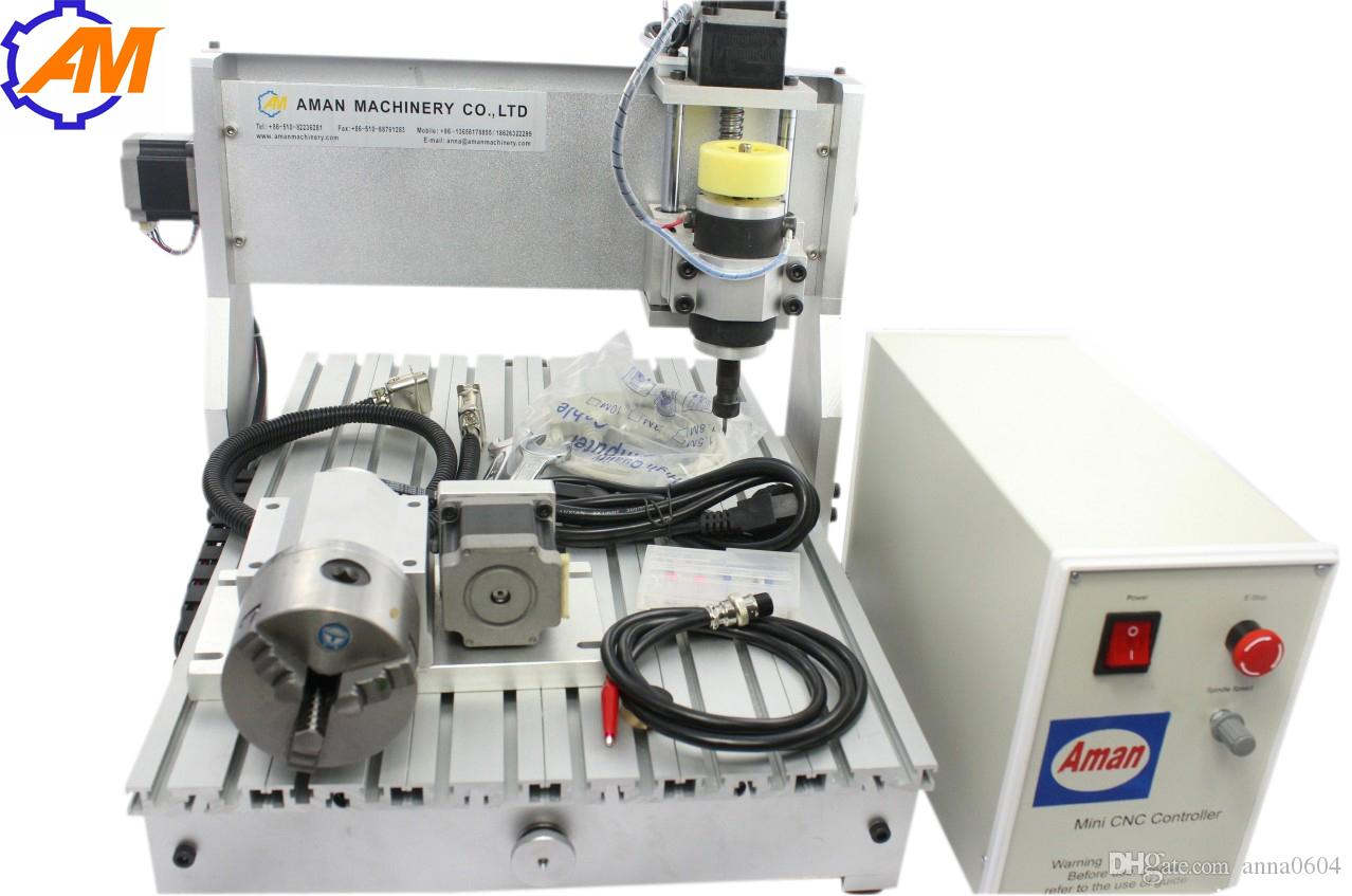 2018 Newest Cnc Machine With 3d Scanner 4 Axis Cnc Rooter Machinery