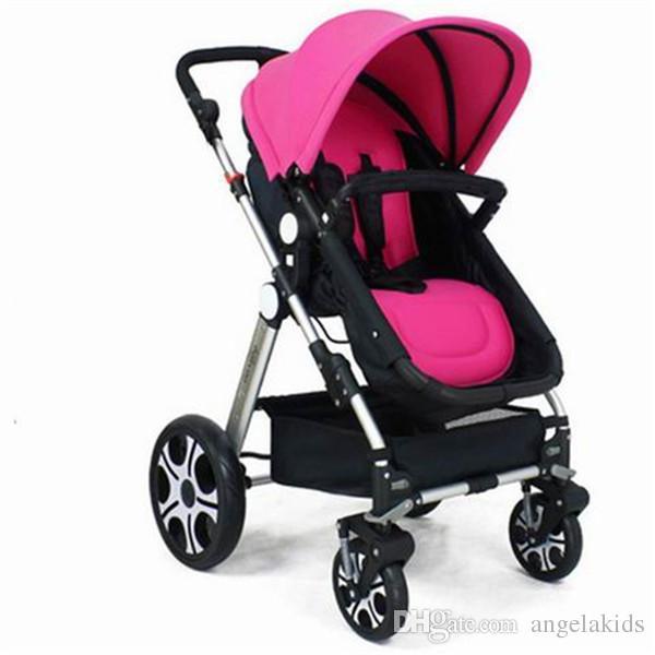 Buggies Carrinho De Bebê De Montanha Buggy 2015 Nano Em Ruby Nova Marca Cesta De Compras Tipo Tipo De Quatro Rodas Choque Carrinho De Bebê Em Dois Sentidos Do Bebê Do Carro