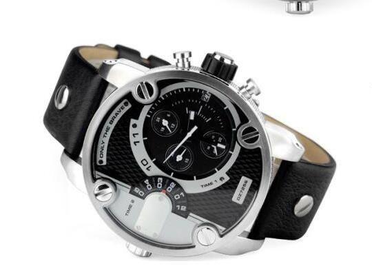 Atmos 시계 패션 남자 시계 DZ 럭셔리 시계 브랜드 몽타주 남자 군사 석영 손목 시계 시계 relogio masculino rejoles