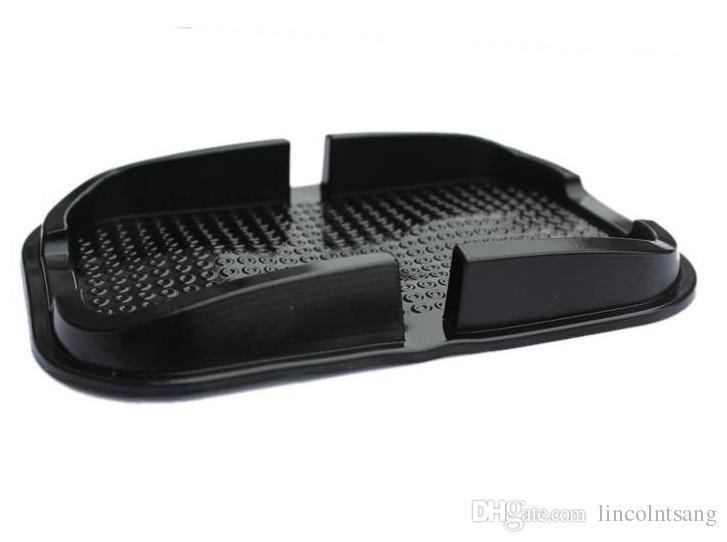 Wholesale Multi-functional car Anti Slip pad PU gel Mobile Phone Shelf Non slip Mat For GPS/IPhone/ Cell Phone Holder