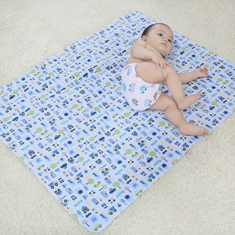 2019 Waterproof Bed Sheet 80x100cm Baby Crib Mattress For Child