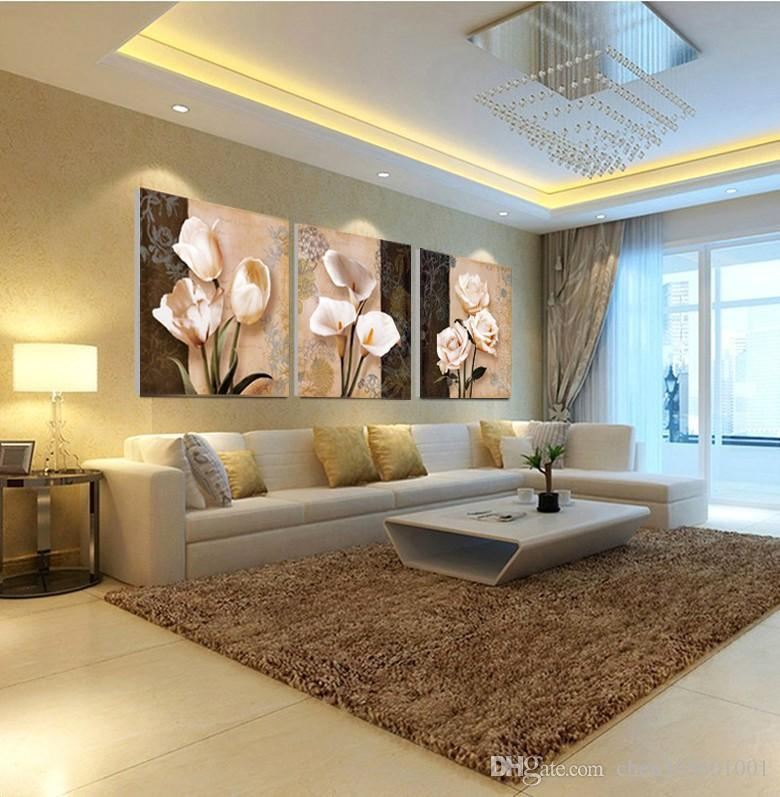 2016 top fashion sale wall pictures for living room paintings oil painting on quadros de parede canvas wall Home Decor