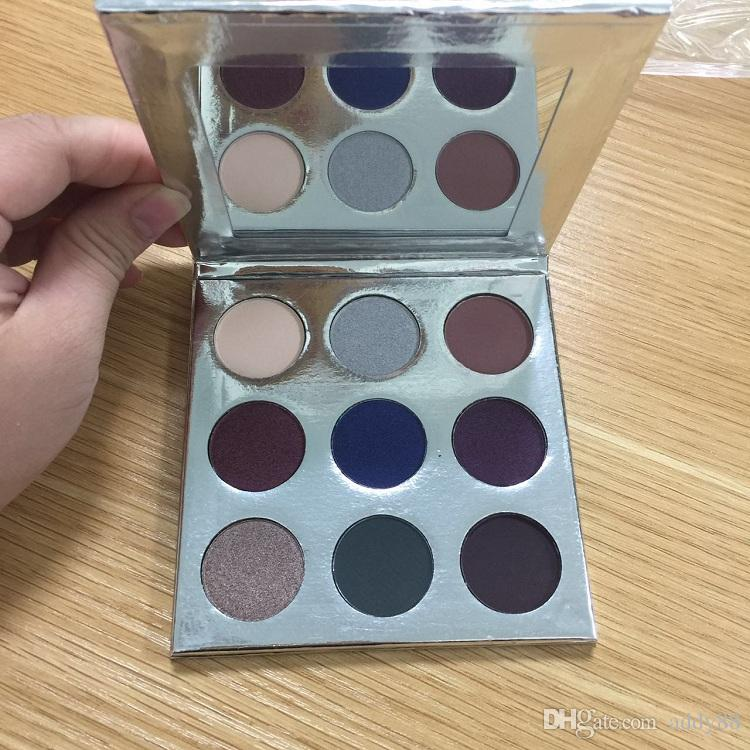 KL Holiday Edition Eyeshadow Palette kyshadow ombretto in polvere pressato Master Shadow Palette Makeup Cosmestic regalo di Natale