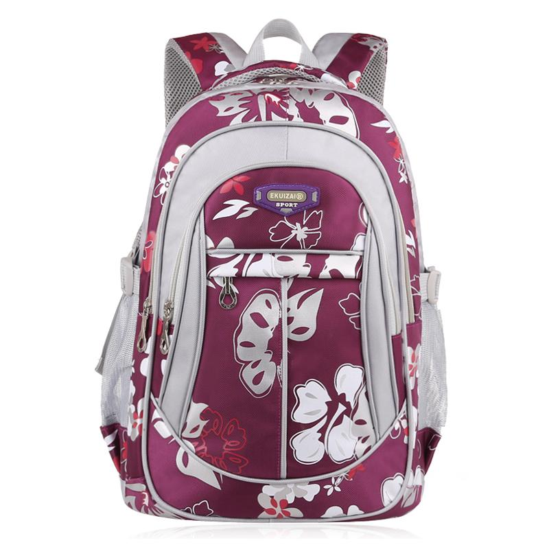 New School Bags For Girls Brand Women Backpack Cheap Shoulder Bag Wholesale  Kids Backpacks Fashion Hype Backpack Rucksack Backpack From Xinjiamei bec6f7d53fc04