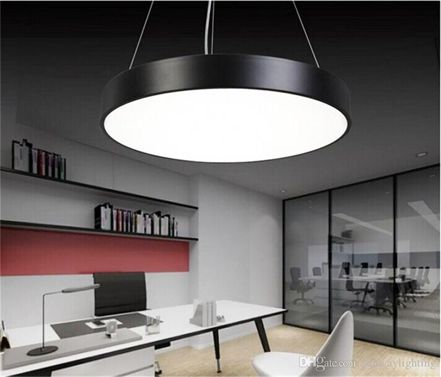 Modern Minimalism Led Hanging Lights Suspension Lighting fice Led