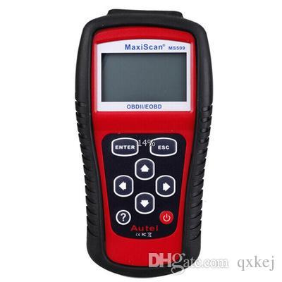 도매 Autel MaxiScan MS509 OBD 스캔 도구 OBD2 스캐너 코드 리더 자동 스캐너