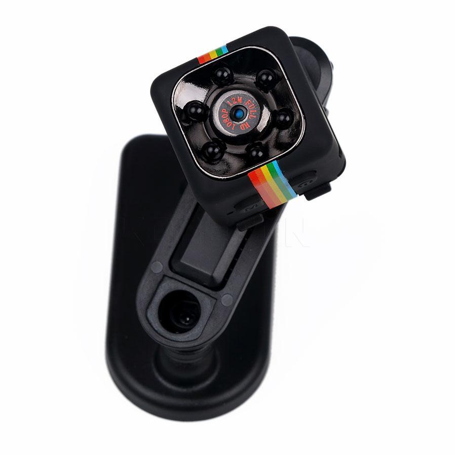 SQ11 Full HD 1080 P Night Vision Camcorder Portátil Mini Micro Câmeras Esportivas Gravador de Vídeo Cam DV Camcorder não inclui o cartão TF