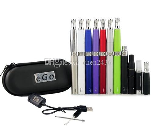 3 in 1 EGO kit dry herb herbal wax vaporizer pen electronic cigarette starter kit with Mt3 ego d ago g5 vape e cigarette DHL free