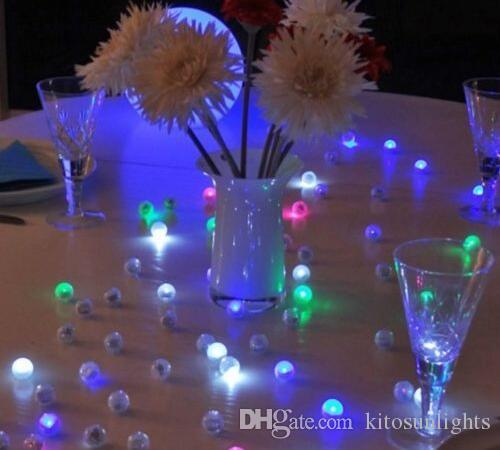 LED Fairy Pearls Available Magic LED Berries Hanging Mini Ball Light Replaceable CR1220 3V Batteries Powered