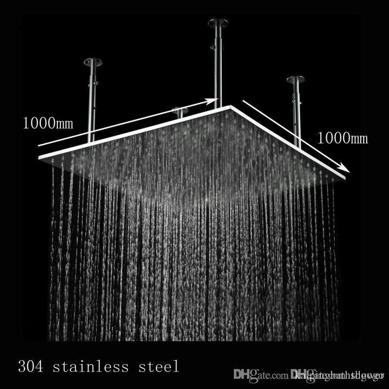 Acquista 1000 * 1000 * Doccia 8mm, Grande Pioggia Soffione, Bagno Doccia A  $793.97 Dal Tdgogo | Dhgate.Com