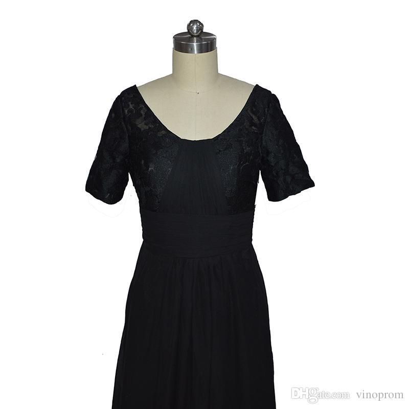 Robe De Soiree Sirene Long Custom Made Chiffon Dress Dress 2018 nuovi abiti da ballo formale di arrivo